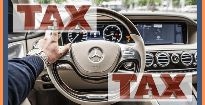 blog podatek drogowy